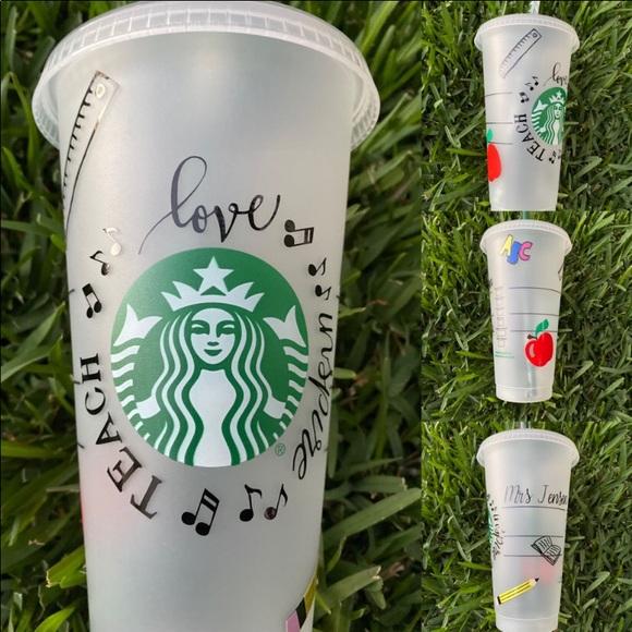 Starbucks reusable cup. 2 for 25